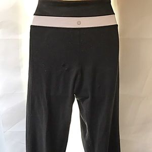 Lululemon Yoga/Dance Studio slip-on pants